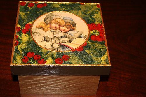 Caixa natalícia