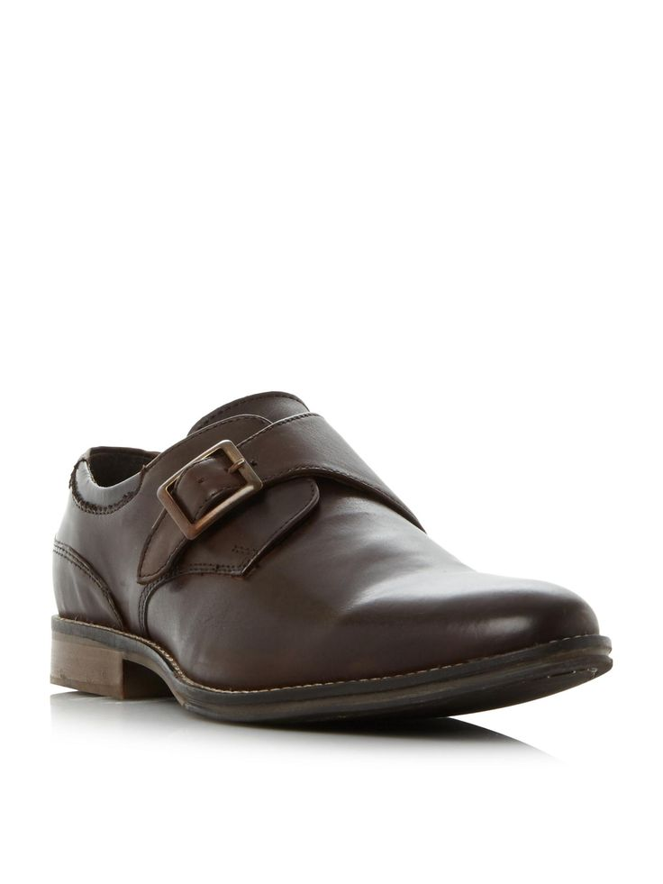 Buy your Howick Barrister Single Strap Monk Shoes online now at House of Fraser. Why not Buy and Collect in-store?