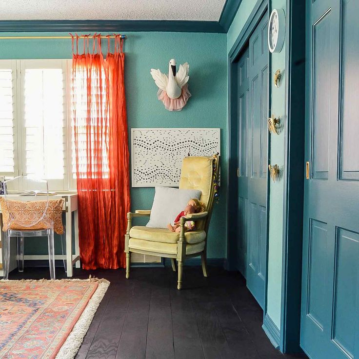 Best 25+ Orange Walls Ideas On Pinterest