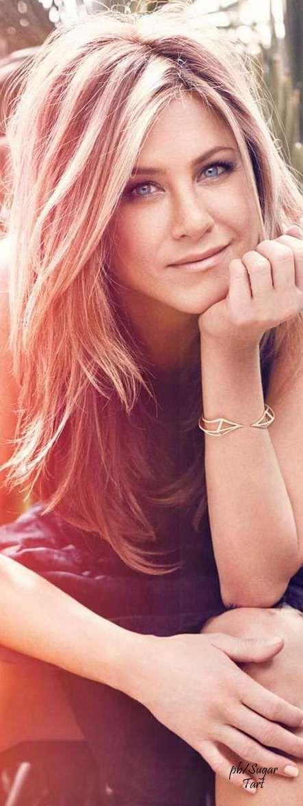 Jennifer Aniston via @Inna Erten♔. #beauty #pretty