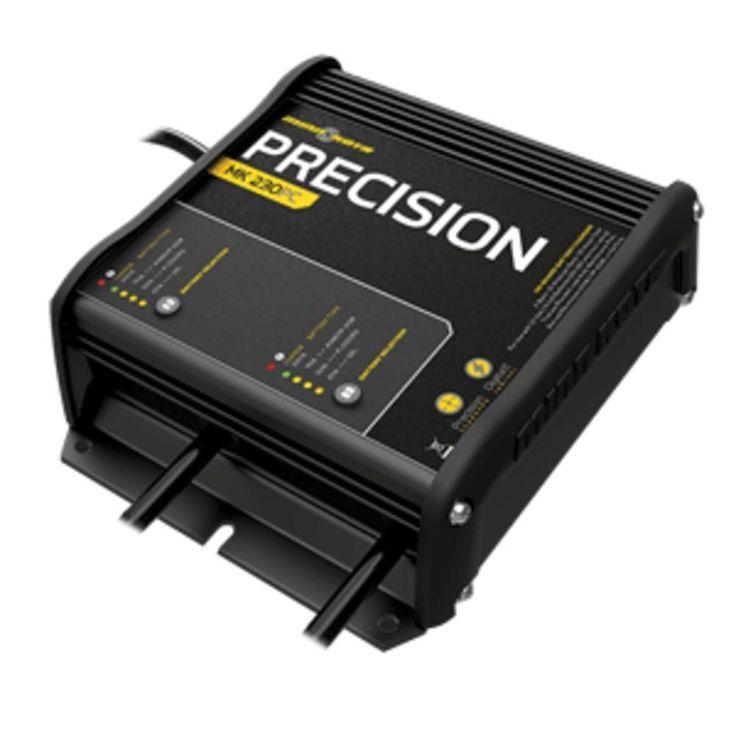 Minn Kota MK-230PC Precision On-Board Charger 2 Bank 15 Amps