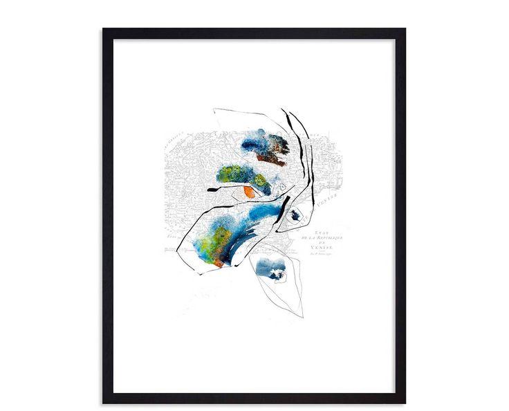 Le chouchou de ma boutique https://www.etsy.com/ca-fr/listing/534207981/map-art-venice-art-print-map-art-prints