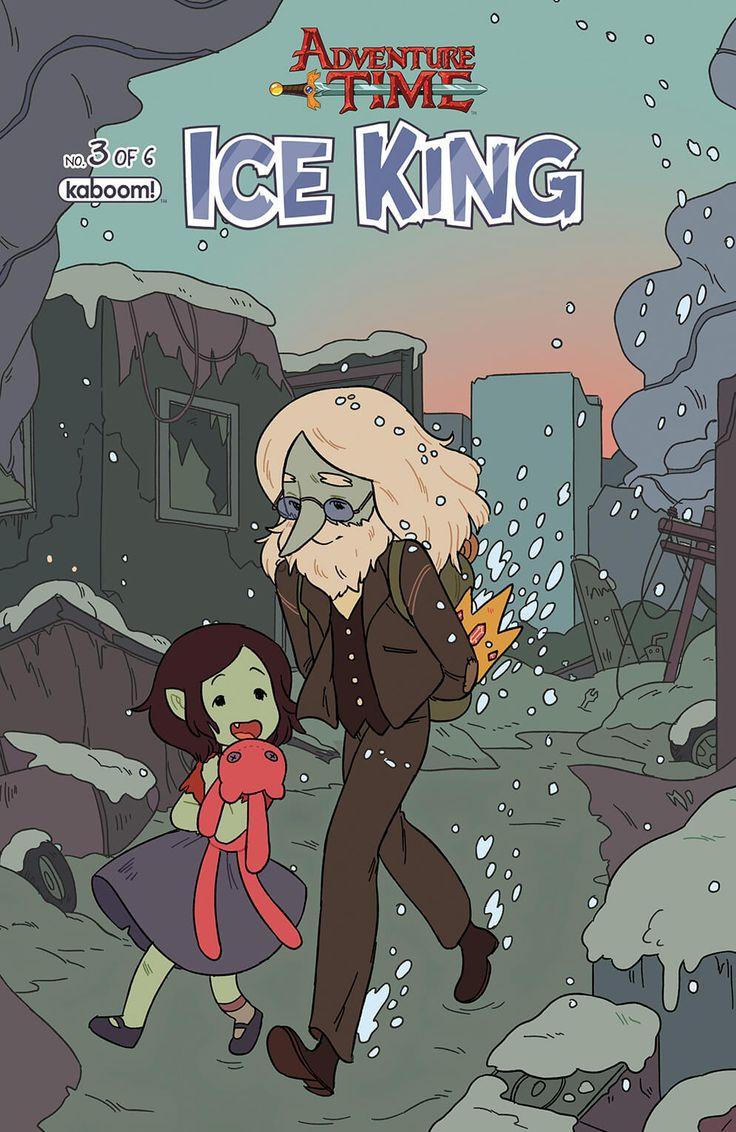 Preview: Adventure Time: Ice King #3 (of 6), Story: Emily Partridge Art: Natalie Andrewson Cover: Braden D. Lamb, Shelli Lamb, Katie O'Neill & Derek Fridolfs Publisher: BOOM! Studios/KaBOO...,  #AdventureTime:IceKing #All-Comic #All-ComicPreviews #Boom!Studios #BradenD.Lamb #Comics #DerekFridolfs #EmilyPartridge #kaboom! #KatieO'Neill #NatalieAndrewson #previews #ShelliLamb