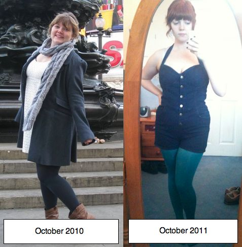 Slimming World: Before and After ....Got to try some of these great recipes....