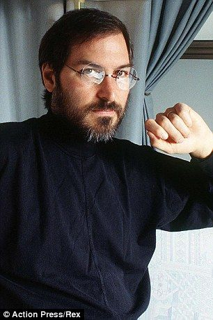 Steve Jobs (seen above in 1984)