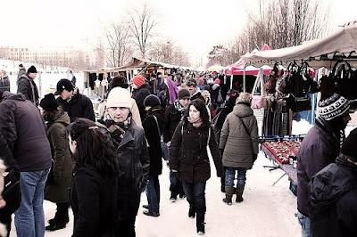 Fleamarkt - Mauerpark