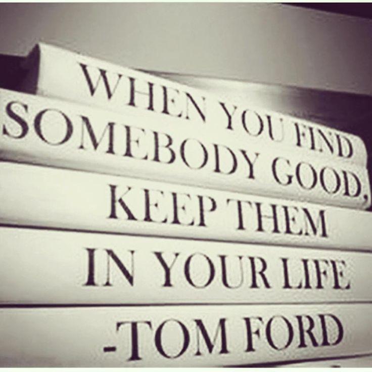 Tom Ford.