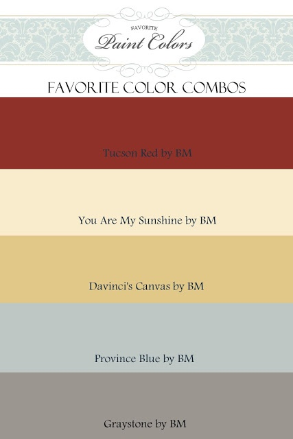 paint colors for the boys room
