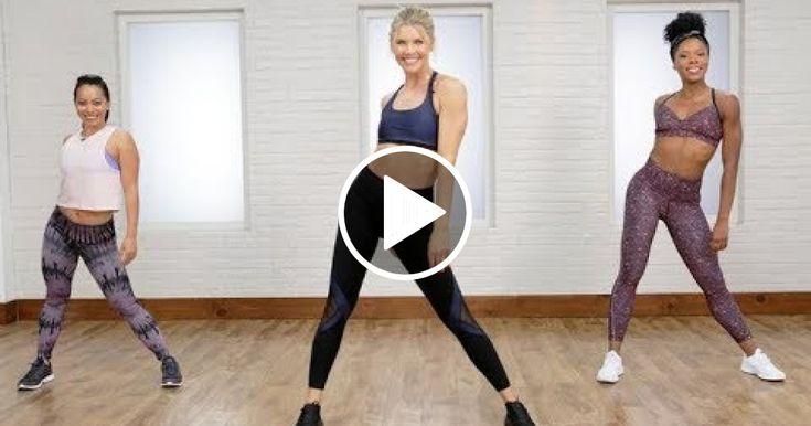 30-Minute Really feel Good Dance Cardio Exercise To Burn Energy