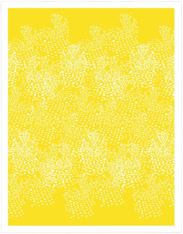 Yellow Traffic by Julia Heurling