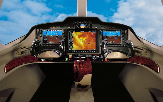Cessna citation mustang Photo 3