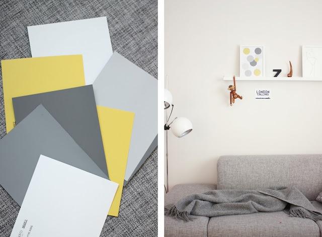 M s de 25 ideas incre bles sobre muestras de color de - Muestra de colores de pintura para interiores ...