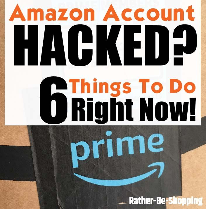 My Amazon Account was HACKED - datalounge.com