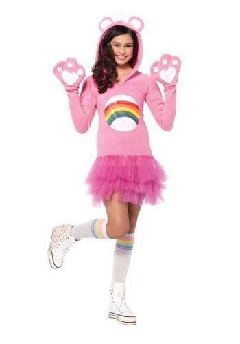 Tween Care Bears Cheer Bear Costume