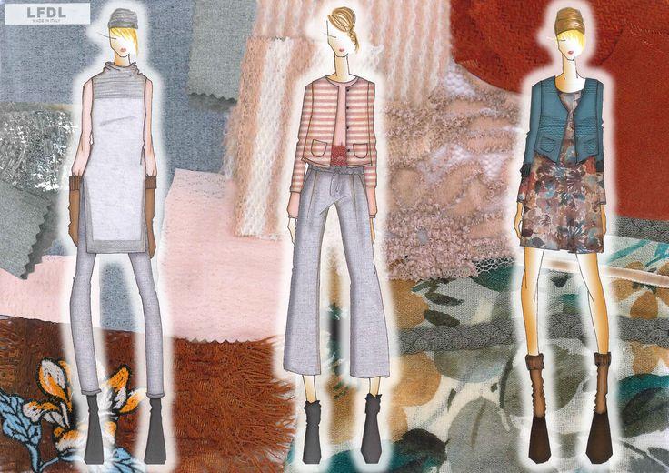 Trend Pills | Fall - Winter 16/17 | LFDL Tre modelli della collezione autunno/inverno LFDL in linea con le tendenze del momento. Avete già scelto il vostro preferito per l'outfit da giorno?
