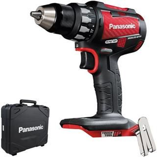 *CLICK TO ENLARGE* Panasonic EY74A2 Dual Voltage 14.4v/18v Brushless Drill Driver (Body Only in Case) *SPECIAL EDITION*
