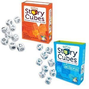 Rory's Story Cubes - Original and Actions