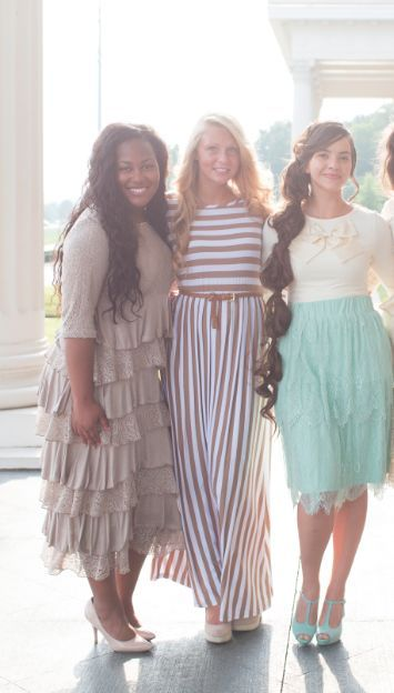 these ladies look good!