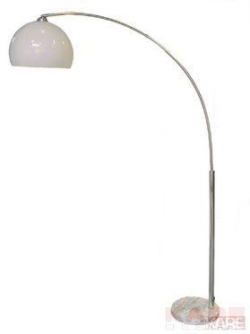 Floor Lamp Lounge Big Deal Econo White
