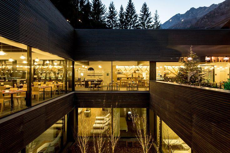 Hotel designed by Rita Cattaneo