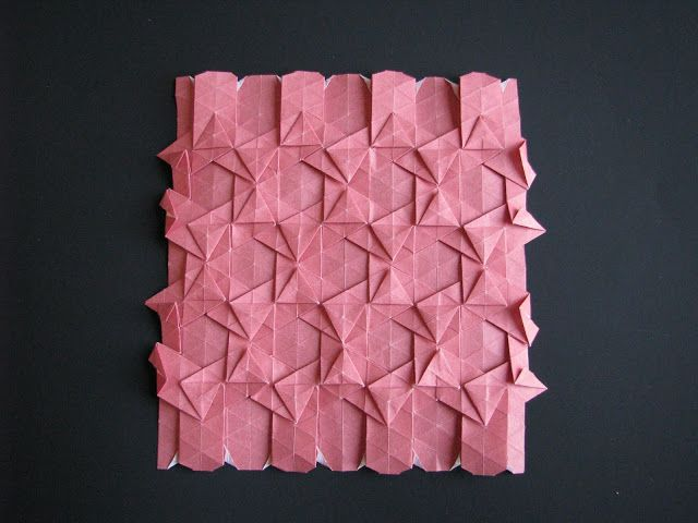 Paper Engineering on Tessellation Cut Outs