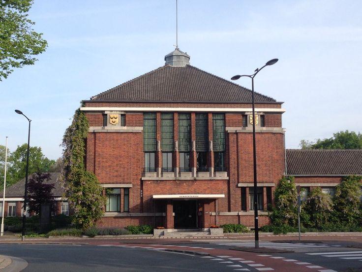 Gemeentehuis Voorschoten in Voorschoten, Zuid-Holland