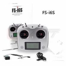 US $64.99 Flysky FS-i6S 2.4G 10CH AFHDS 2A RC Transmitter With FS-iA6B Receiver Remote Control For Eachine Racer 250 Quadcopter Airplane. Aliexpress product