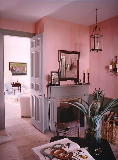 219 best Pink Wall Color images on Pinterest | Wall colors, Wall ...