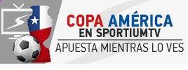 el forero jrvm y todos los bonos de deportes: sportium mira la copa america en SPORTIUMTV