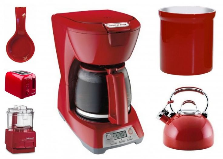 Kitchen Wonderful Red Kitchen Appliance With Plastic Mixer Appliance Also Red Fancy And Red Blender Besides  Best Tips About Finding The Best Kitchen Appliances