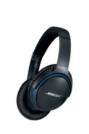 Bose   SoundLink® around ear wireless headphones II Black   Myer Online