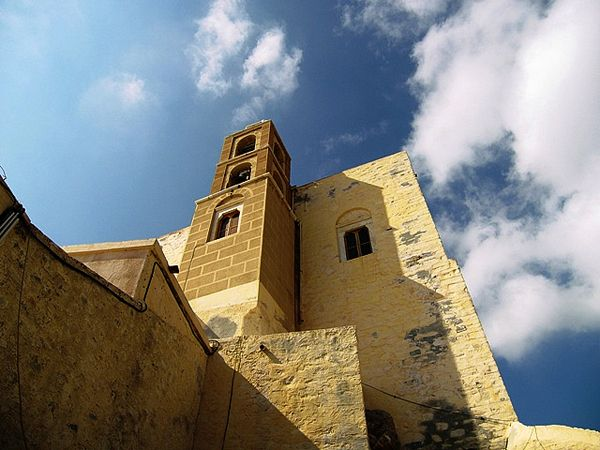 Agios Georgios | the most beautiful and largest Cathedral of the island