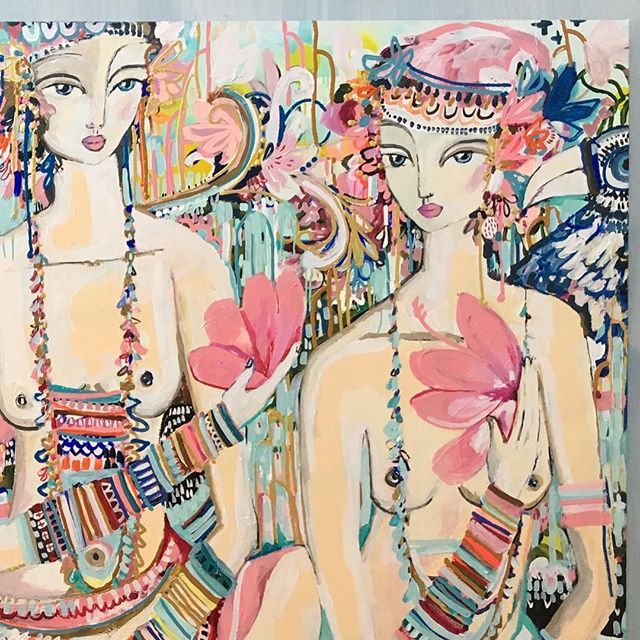 Jai Vasicek | Ahoy Trader | Painting | Contemporary Art