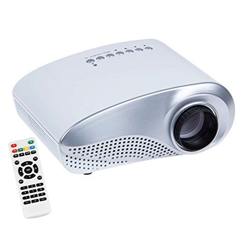 LEMONBEST Handheld HD Home Theater Multimedia Beam Projector LED LCD Micro Mini Projector USB SD AV HDMI TV VGA -- Check out this great product.
