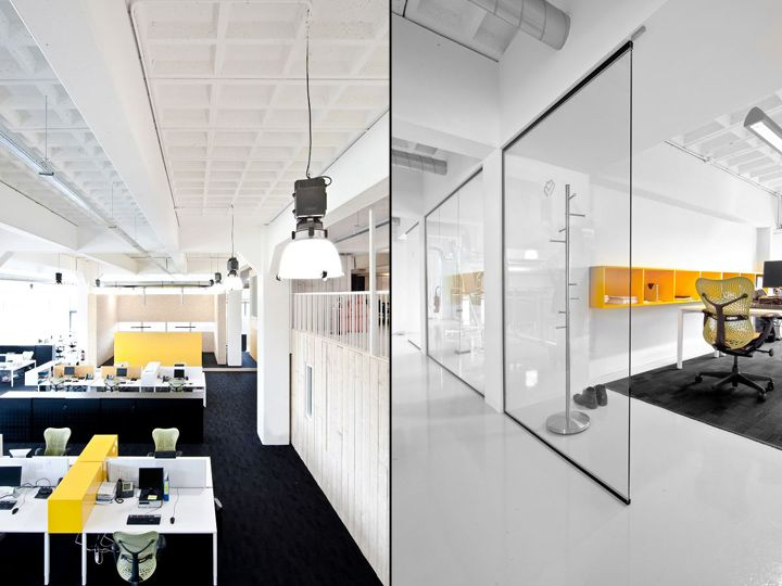 Millward brown offices by ideal projects amsterdam office for Ideal office design