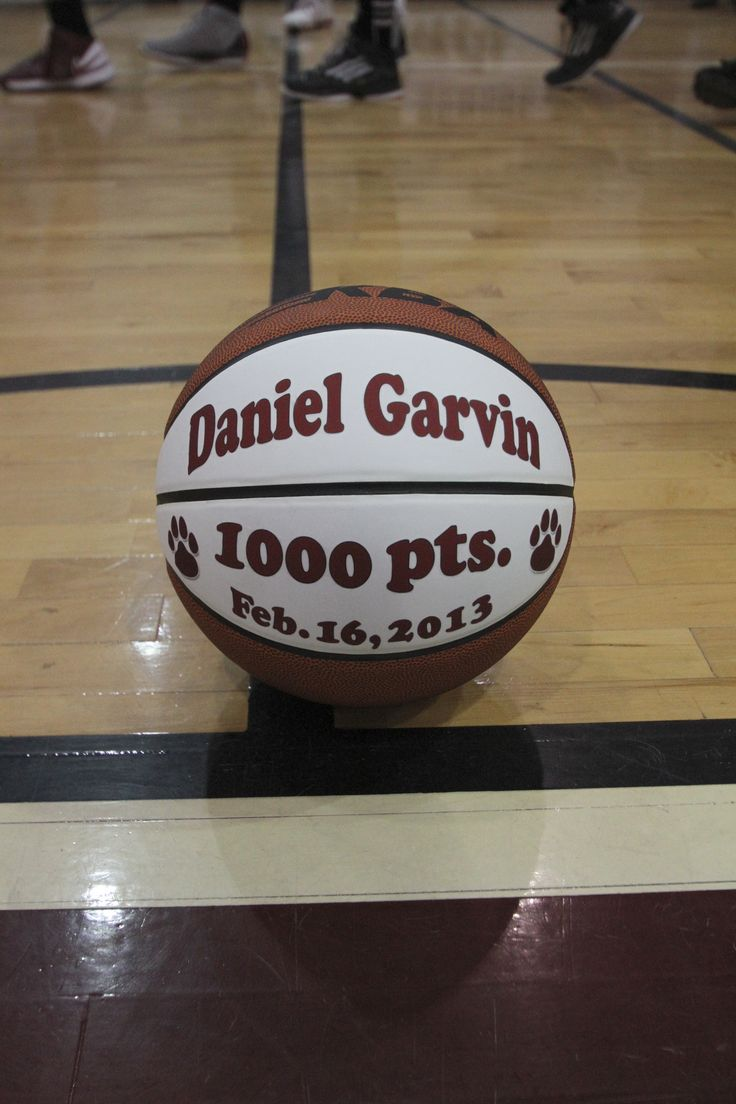1000th point basketball - Google Search | Award Ideas ...