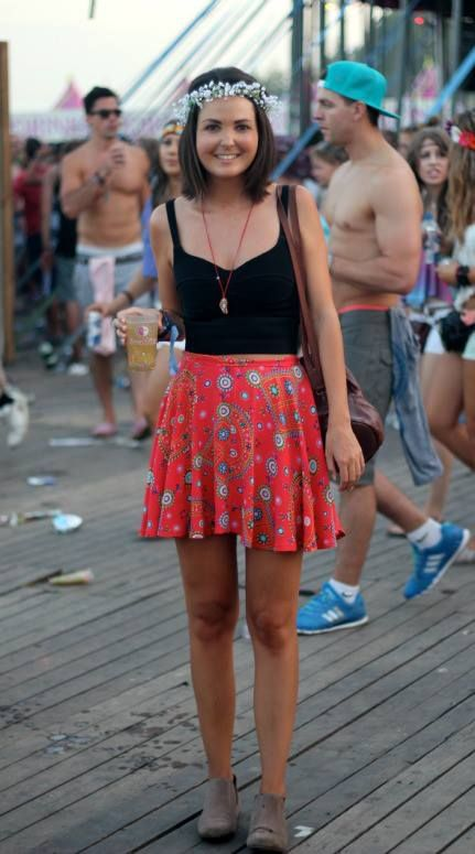 I Spotted The Best Festival Outfits At Dreamville Camping Of Tomorrowland What S Your