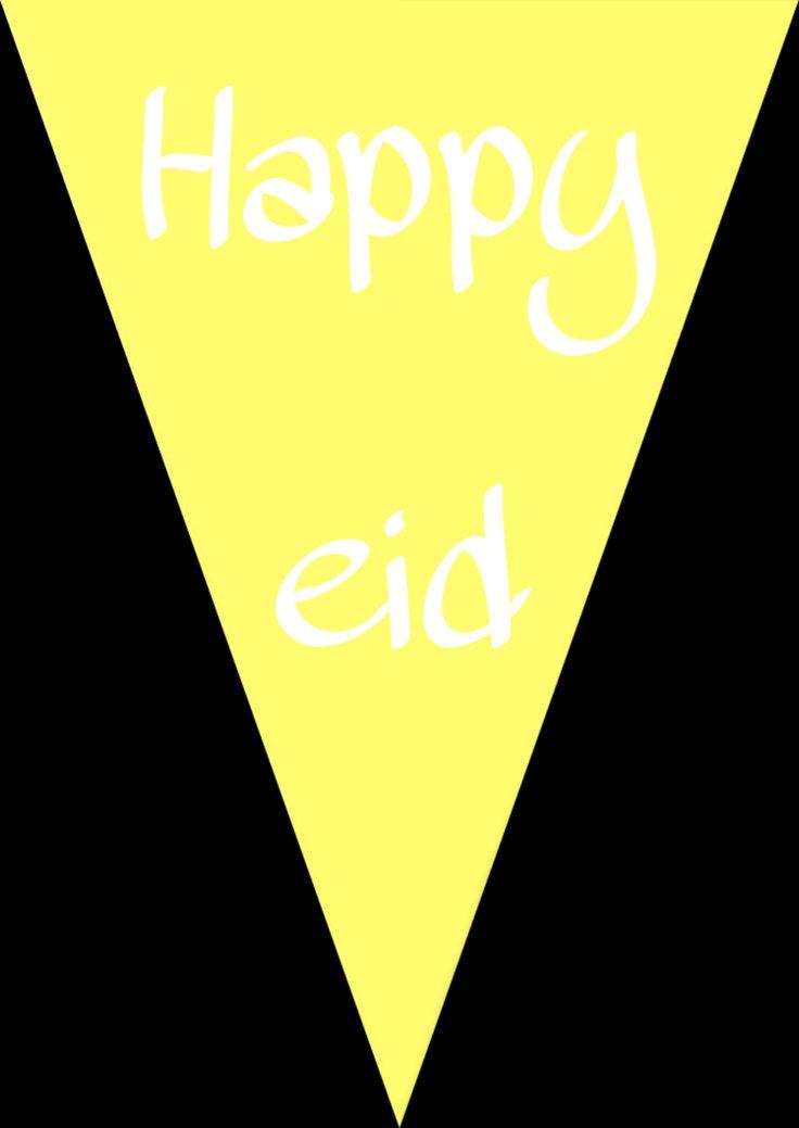 ثيمات لعيد الأضحى جاهزة للطباعة زينة المثلثات جاهزة للطباعة Happy Eid Calm Artwork Artwork