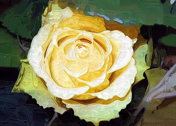 Flowers Art Prints #art #poster #flowers #gifts