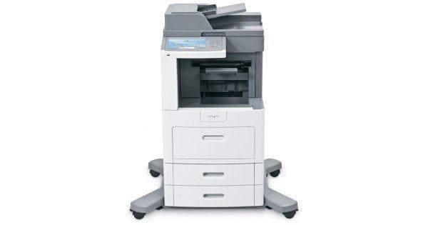 Copiator Profesional Lexmark X658DE A4 Laser Alb NegruFunctii: Imprimare, Copiere, Scanare, Fax Viteza printare : Pana la 55ppm Duplex : Da Automat Rezolutie Printare: 1200 x 1200 dpi Alimentare hartie standard: 1200 coliVolum maxim recomandat: 275000 coli/lunaInterfat