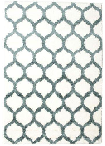 Berber Shaggy Illusia - Blauw tapijt CVD14722