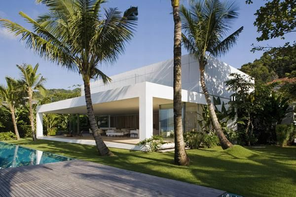 Iporanga house Exotic House in Brazil by Isay Weinfeld