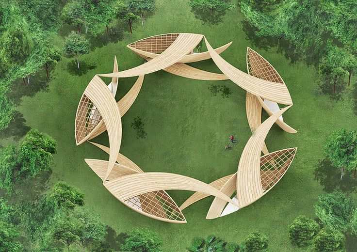 Design for a kindergarten in the Philippines by Japanese studio Yuusuke Karasawa Architects. To be built in 2015.