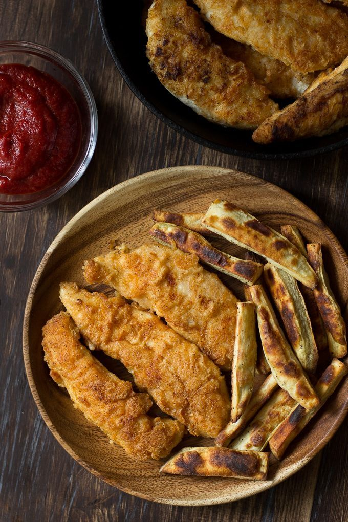 Chicken tenders-2
