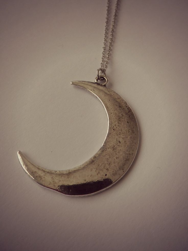 Luna Pendant  http://bohemiandreamer.bigcartel.com/  Boho Bohemian Gypsy Luna Moon Stevie Nicks Style Fashion Jewelry Free Spirit