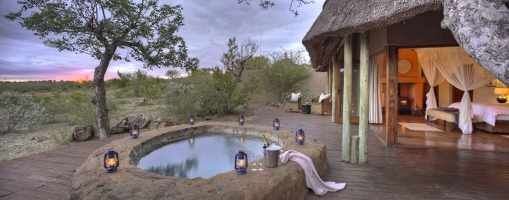 In your private chalet – Gallery – Rhulani