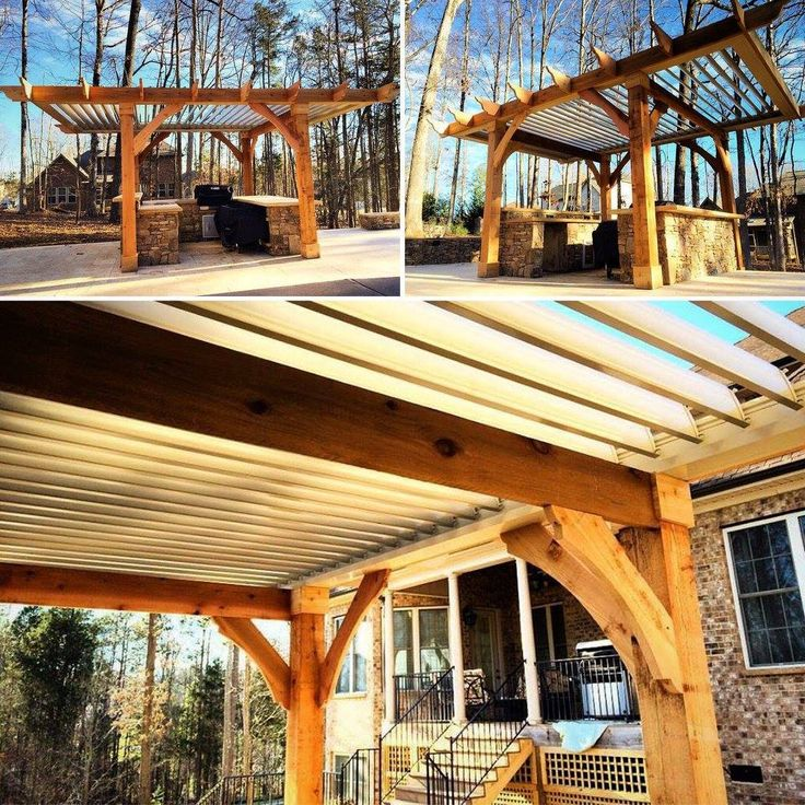 1000 Images About Louvered Roofs Equinox Adjustable