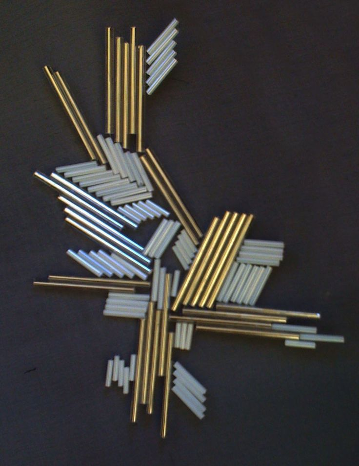 Geometric embellishment | Gabrielle Miller ♦F&I♦