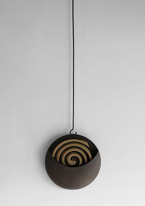 mosquito coil burner / analogue life / japanese design & artisan made housewares