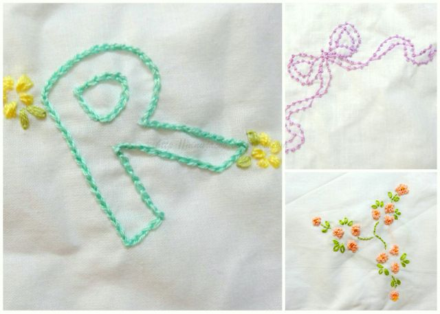 My Experiments with Needle n Thread: Free Hand Embroidery